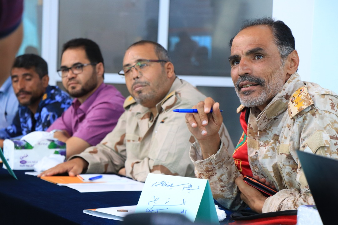 YPC Brings Together Taiz Security Figures to Discuss Cooperation