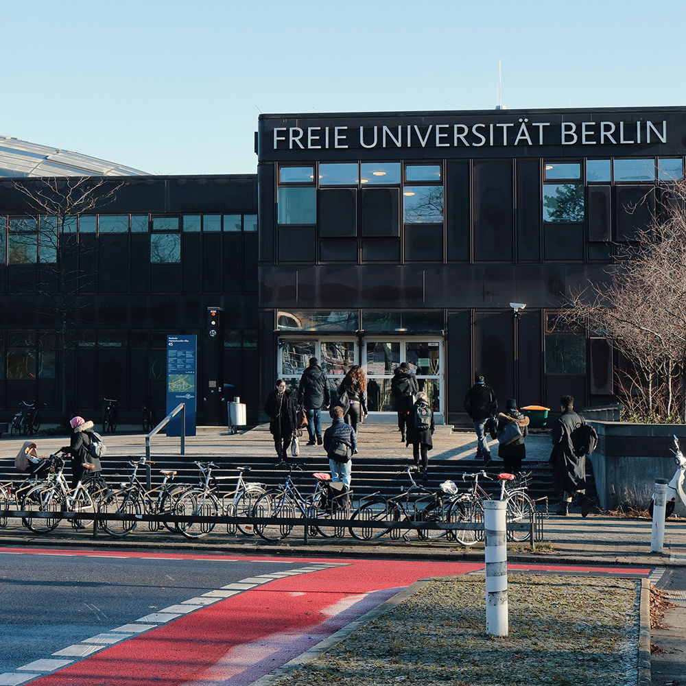 YPC PRESENTS SECURITY SECTOR RESEARCH AT UNIVERSITY OF BERLIN