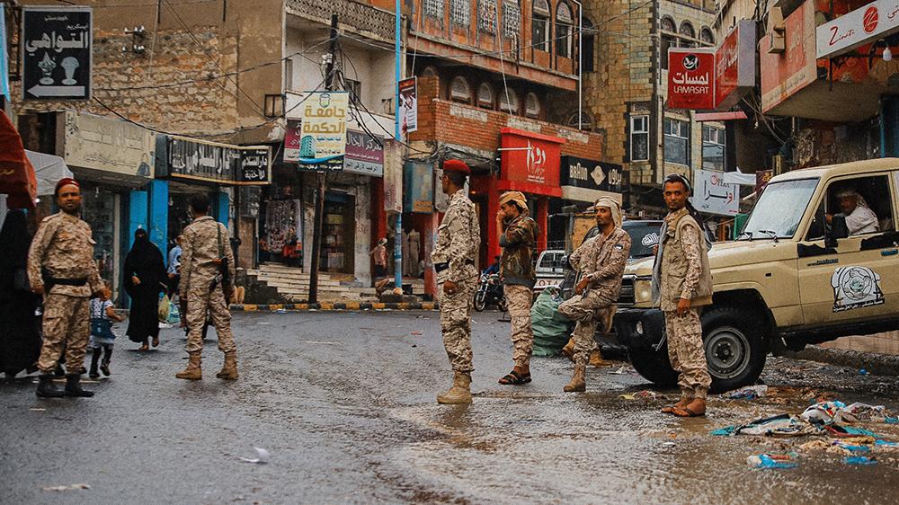 Ripple Effects from Yemen's South Threatens Stability in Taiz