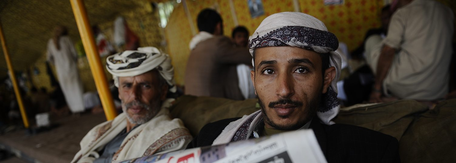 How can Investigative Journalism contribute to the Peace Process in Yemen?