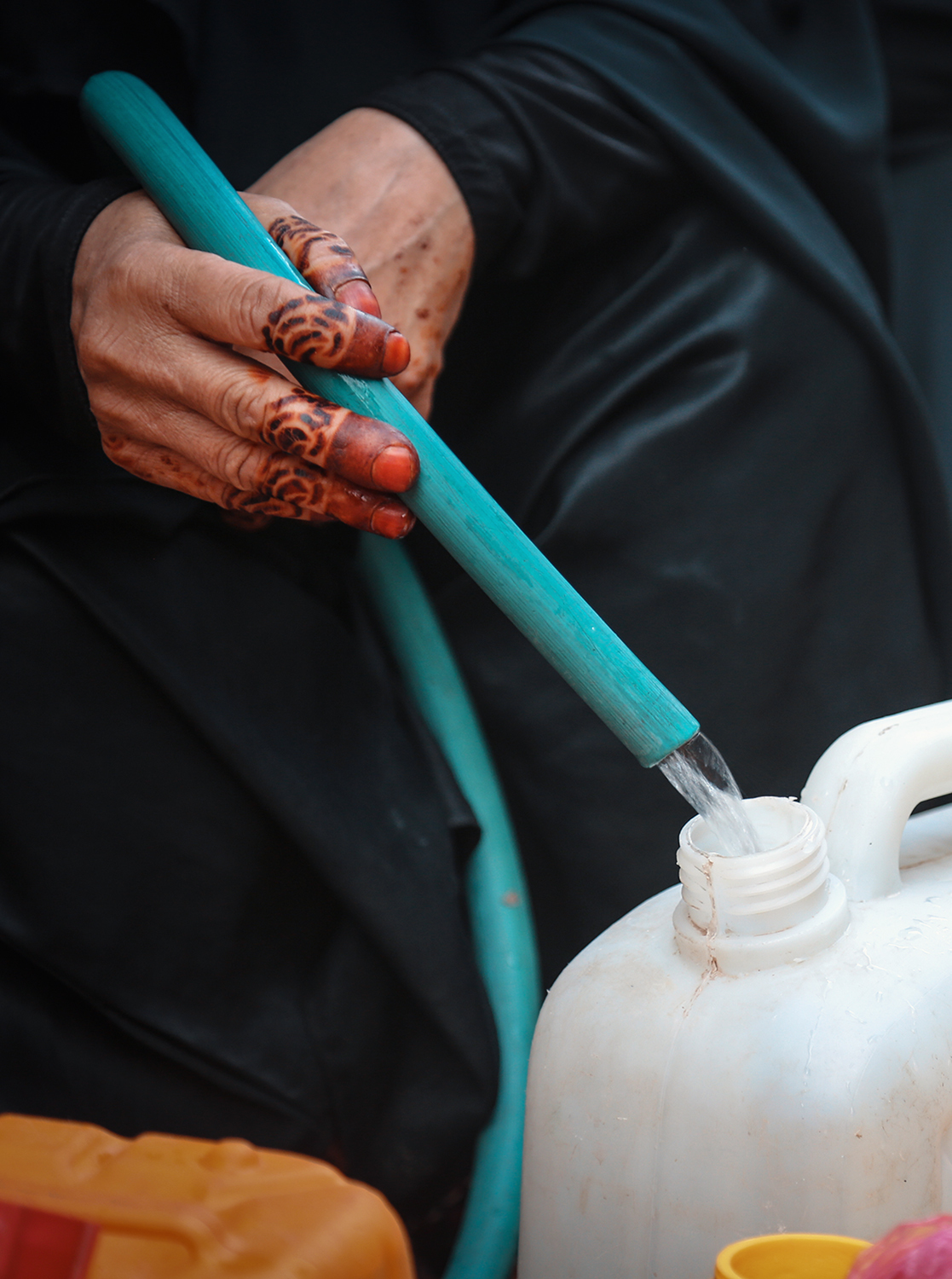 """""""Exposing the Invisible: Yemen's Deepening Water Crisis"""""""