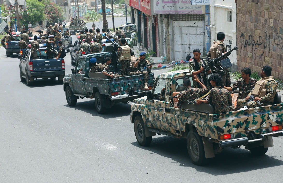 Local Security Governance in Yemen in Times of War